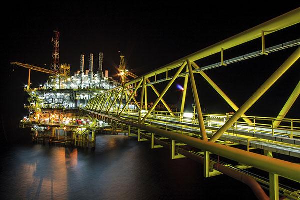 Client Oil & gas